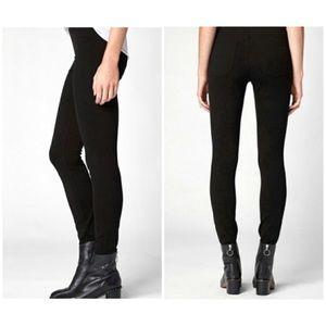 Blank NYC Ponte Legging Pants Black Size 30